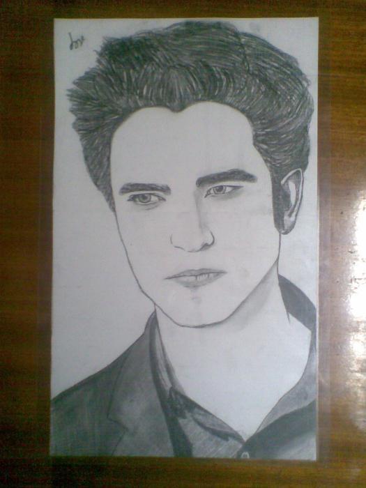 Robert Pattinson par Love1297
